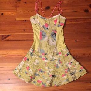 BCBG mini dress/tunic/top